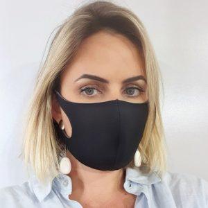 Orçar Máscara Reutilizável de de brinde